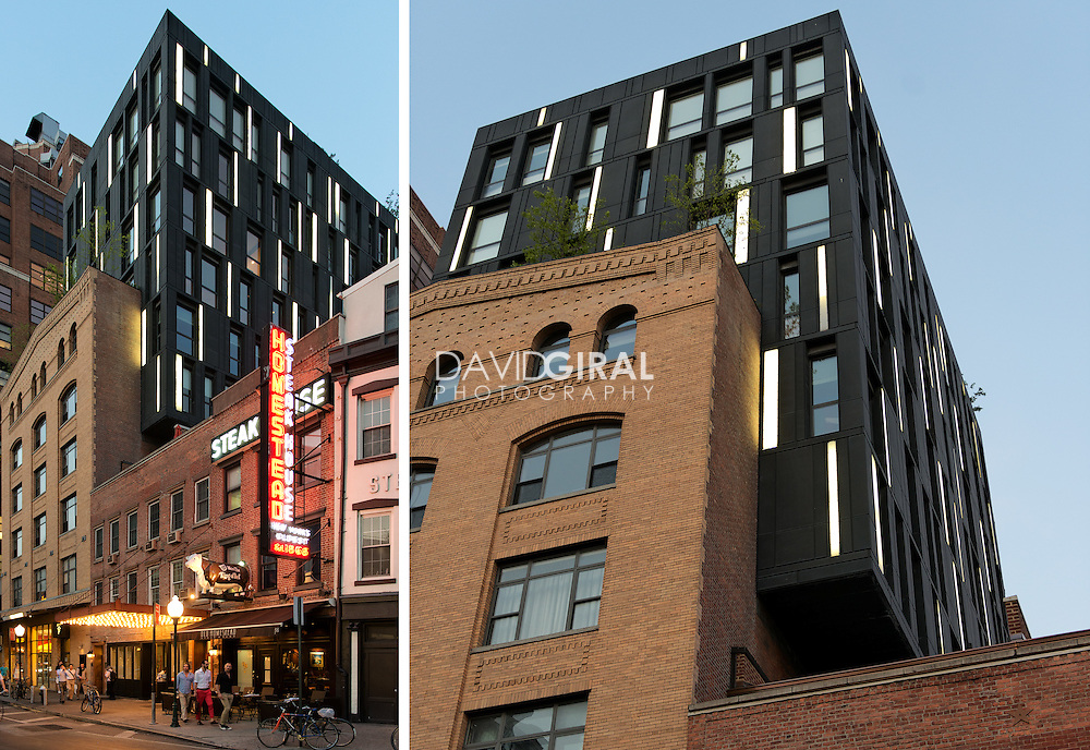 Architecture Photography Montreal architecture photography montreal: contemporary condos in chelsea