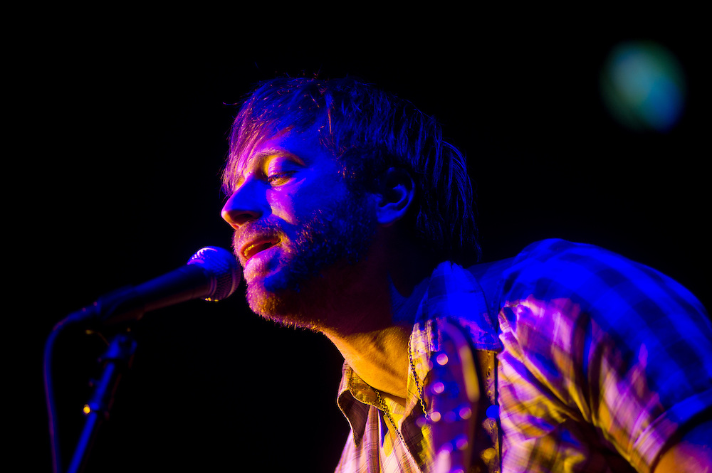 Dan Auerbach from the Black Keys at @ Virgin FreeFest 2011