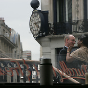 A lunchtime liaison in the City of London