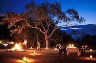 Bush Boma .Sabi Sabi Private Game Reserve.South Africa