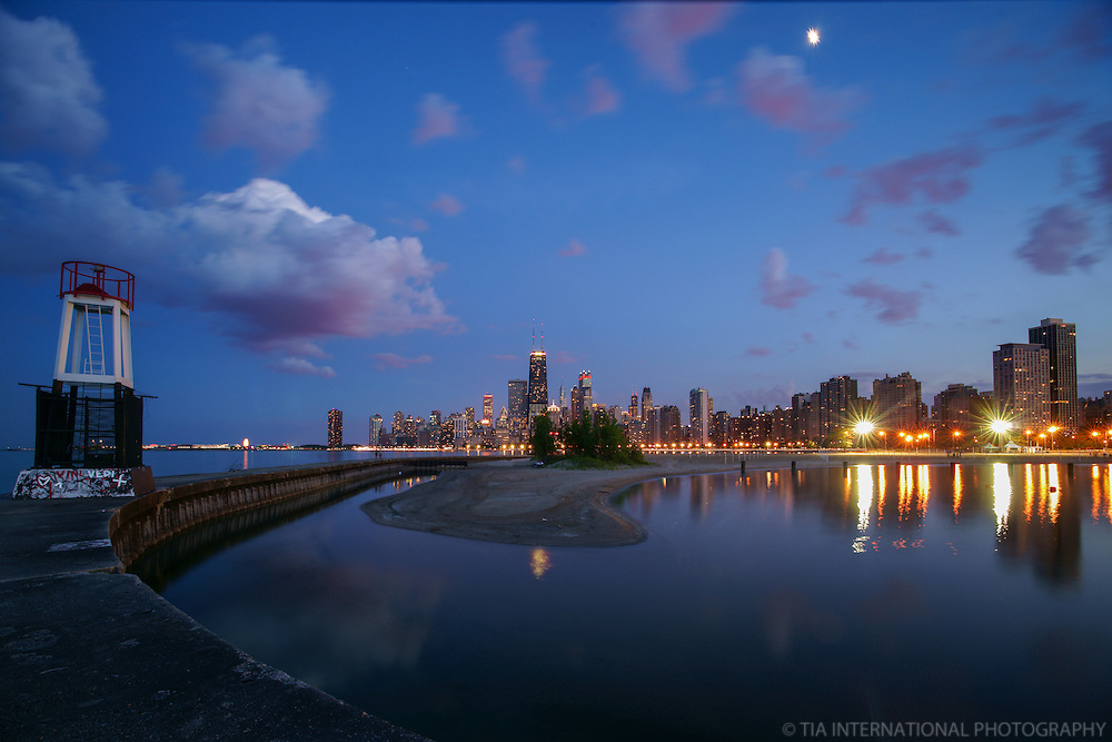 Chicago Skyline & North Shore (2)