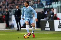 can - 22.01.2017 - Torino -  Serie A 2016/17 - 21a giornata  -  Juventus-Lazio  nella  foto: Felipe Anderson