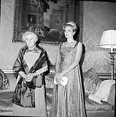 1961-11/06 Princess Grace and Prince Rainier Visit