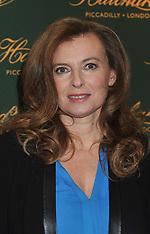 NOV 25 2014 Valérie Trierweiler Book Signing