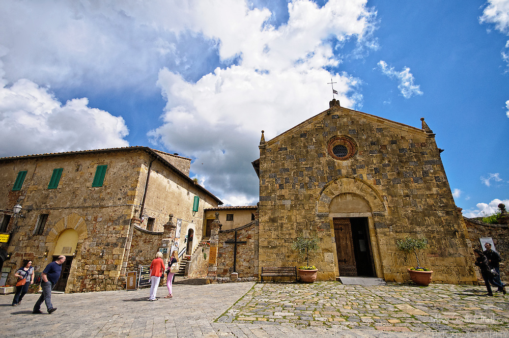 The town of Norcia, in Umbria, Italy, is famous for its wild boar. More more information, visit http://cheeseweb.eu/2013/10/norcia-italy-visit-pork-town/