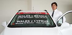 141001 Wales Squad Announcement