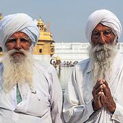 Amritsar pilgrims