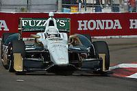 Ed Carpenter, Honda Grand Prix of St. Petersburg, Streets of St. Petersburg, St. Petersburg, FL USA 03/24/13