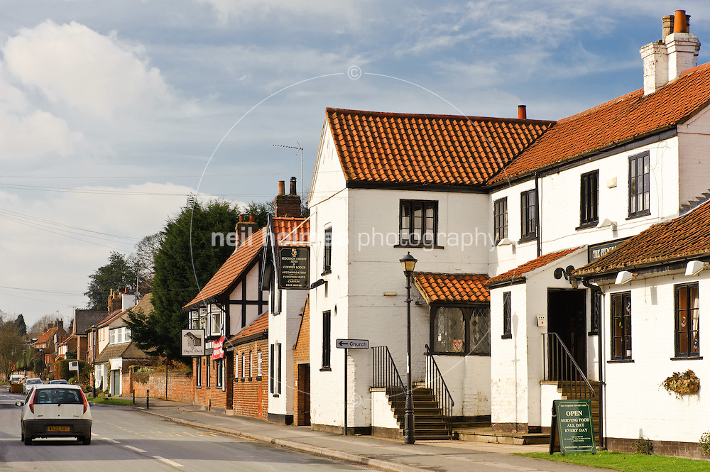 Ferguson-fawsitt Arms, Walkington village East Yorkshire.