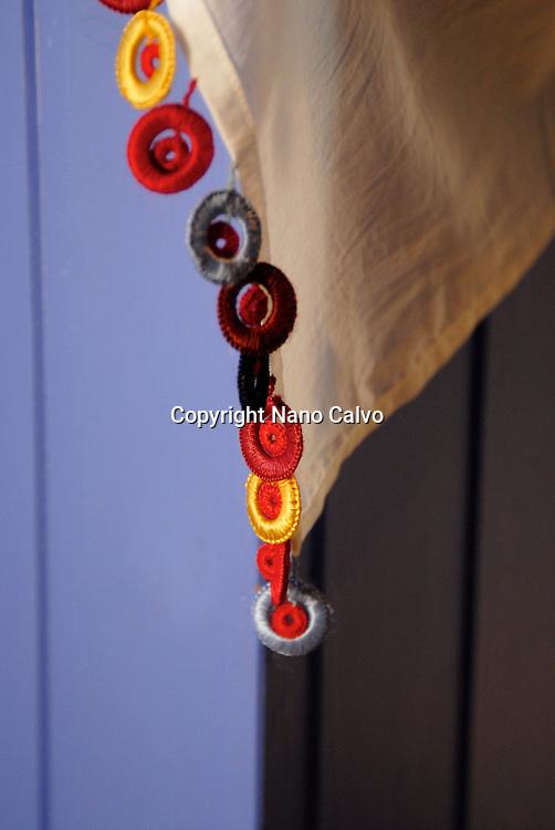 Textile design detail