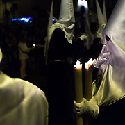 Traditions of Holy Week in Spanish city of Malaga have history of over 500 years. Processions are organized throughout the week and thousands of visitors from across Spain and abroad come to follow the them throughout the city's historic centre.