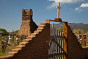 Taos Pueblo, New Mexico.