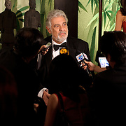Pacido Domingo interviewed by chinese media