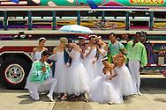 MR. Model relased photo. Sad group of dancers.