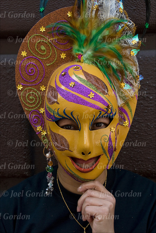 Philippine Traditional Face Painting