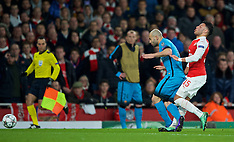 160223 Arsenal v Barcelona
