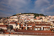 Saint George castle tops one of Lisbon's seven hills and is one of the oldest landmarks in the city.