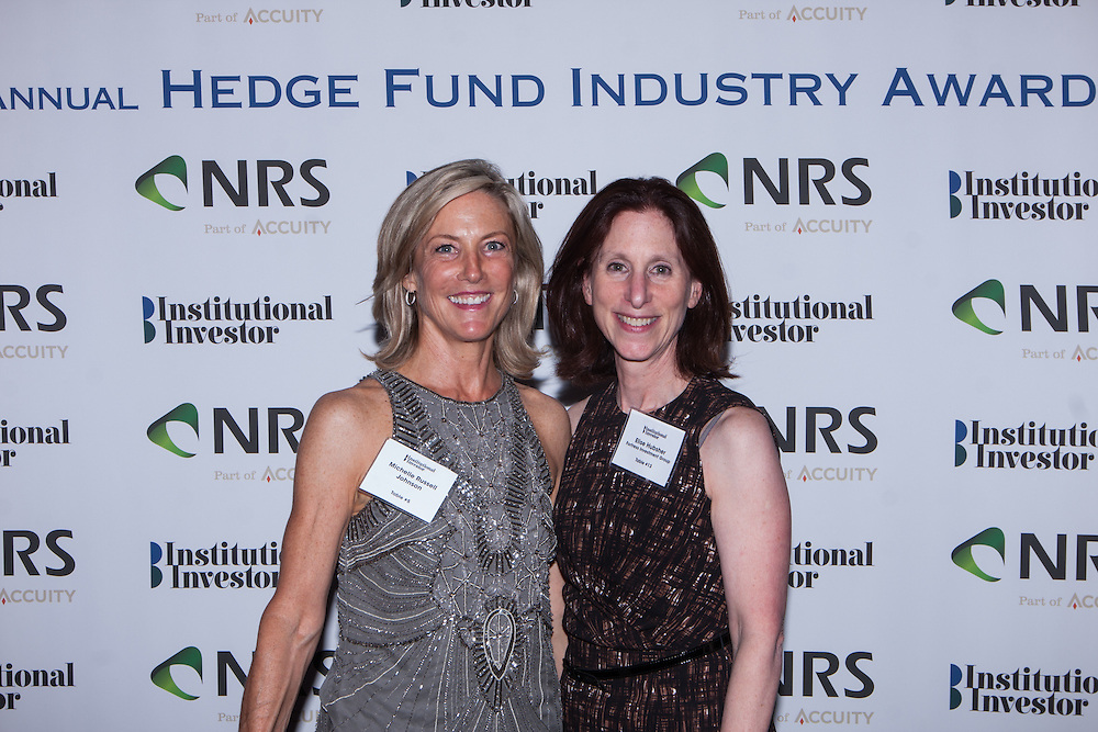 Institutional Investor 12th Annual Hedge Fund Industry Awards held at the Manderin Oriental Hotel.
