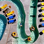 Pool Aerial, Myrtle Beach, South Carolina