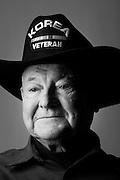 Carlos Romeo Garza<br /> Air Force<br /> Airman First Class<br /> Korea<br /> <br /> Veterans Portrait Project<br /> Austin, TX