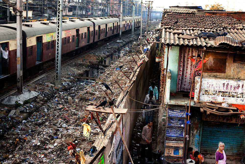 dharavi asias largest slum and problems essay