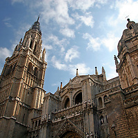Europe, Spain, Toledo. Primate Cathedral of Saint Mary of Toledo.