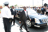 Michael Brown Funeral held Friendly Temple Missionary Baptist church in Freguson, MO