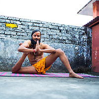 Yoga in Rishikesh Full Gallery