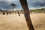 Children  in Namissimbe's school, Mozambique