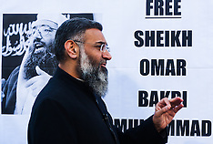 2015-02-27 Islamists demand release of Omar Bakri Muhammad