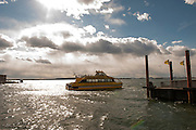 Water Taxi in Red Hook, Brooklyn<br /> <br /> Brooklyn Artists October 2015<br /> <br /> &copy; Stefan Falke<br /> stefanfalke@mac.com<br /> www.stefanfalke.com