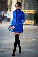 Paris Fashion Week F/W 2014