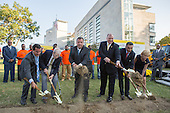 Rowan Hall Expansion Groundbreaking - 2 October 2013