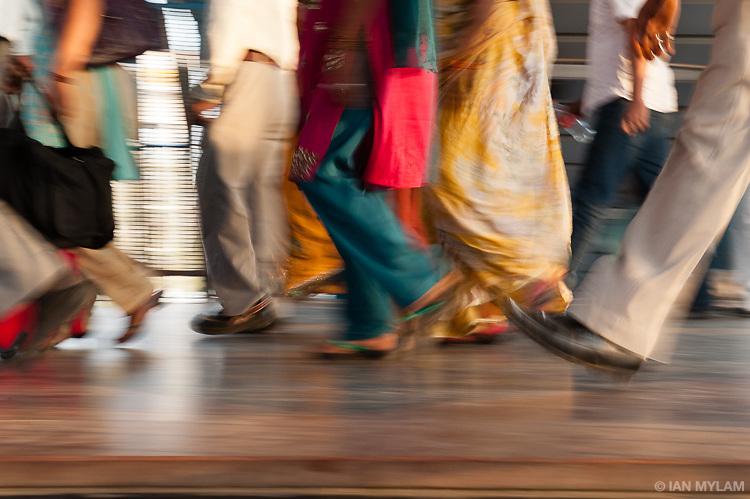 New Delhi Railway Station, India