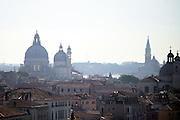Cityscape of Venice from Canale della Giudecca, Italy