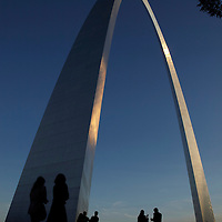 ST. LOUIS, MO - OCT 11:  Fun shots from St. Louis, Mo. (Photo by Adam Bettcher)