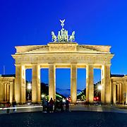 Brandenburg Gate / Berlin, Germany