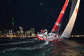 Volvo Ocean Race Auckland Arrivals