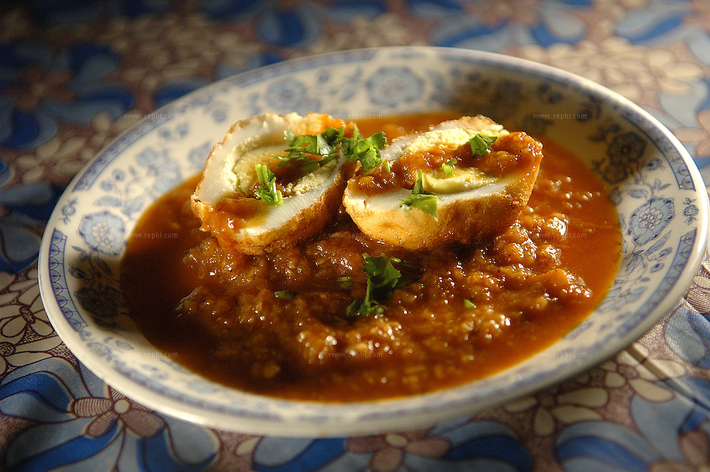 Anda curry - Egg curry ( Recipe available upon request )