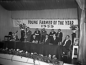 1959 - 30/12 Young Farmer of the Year, P. Greaney, Co. Galway