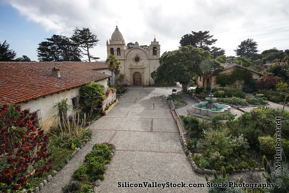 Mission Carmel, Carmel-by-the-Sea, CA