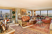 The Manhattan apartment of composer Andrew Lloyd Weber.