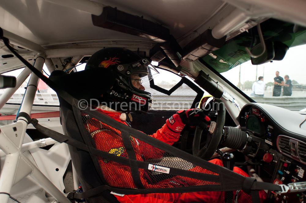 #36 TPC Racing Porsche GTC: Michael Levitas