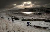 Mountain biking in the Pennines