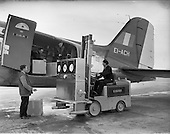 1958 Unloading of APV Machines