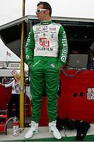 Dan Wheldon, Milwaukee IRL race ABC Supply AJ Foyt 225, Milwaukee Mile, Milwaukee, WI USA 7/23/2006