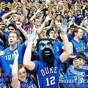 Duke vs Virginia MBB ACC 2011