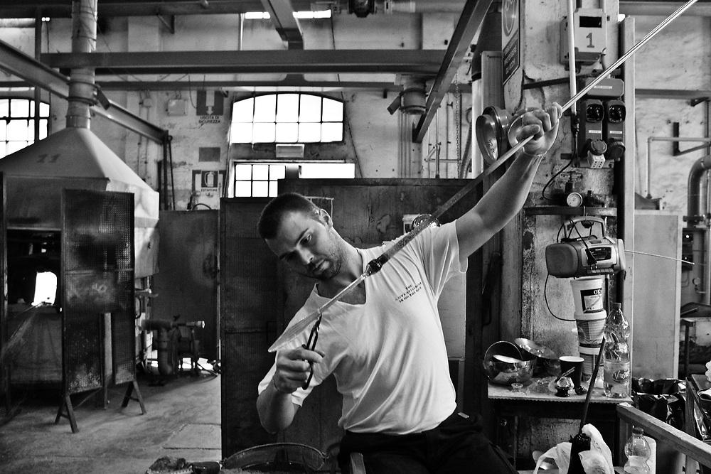 Nason Moretti Workshop in Murano Italy