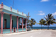 Building in Puerto Padre, Las Tunas, Cuba.
