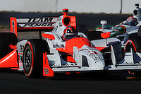 Helio Castroneves, Indy Grand Prix of Sonoma, Infineon Raceway, Sonoma, CA USA